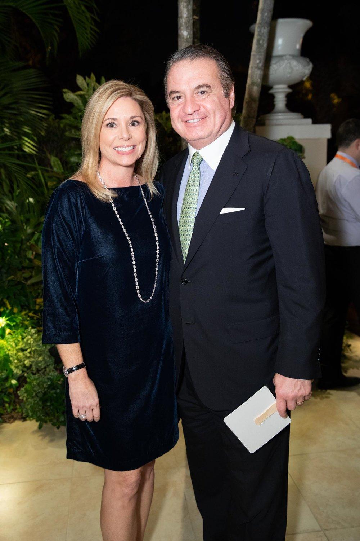 Mary and Mark Freitas