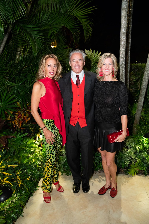 Tatiana Platt, Campion Platt and Robin Azqueta