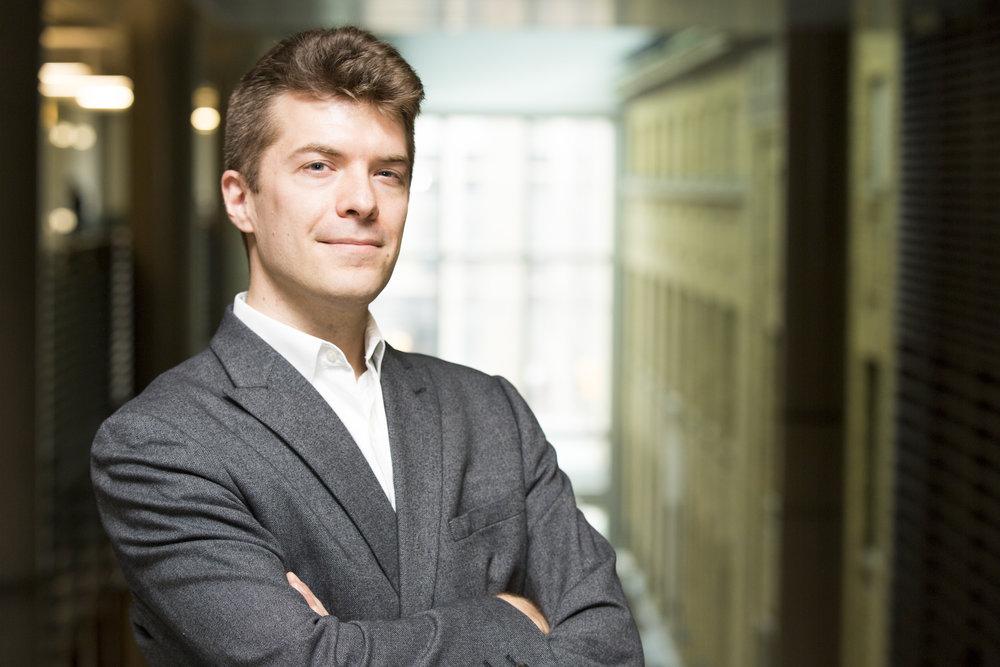 Frank Rudzicz - Artificial Intelligence