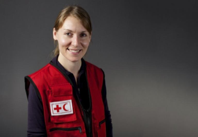 Rachel Meagher - Medicine in Emergencies (Red Cross)