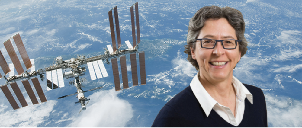 Dr. Odette Laneuville - Effects of Microgravity on the Body