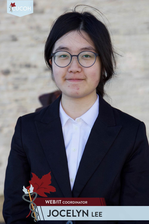 Jocelyn Lee, Registration