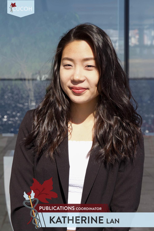 Katherine Lan, Publications