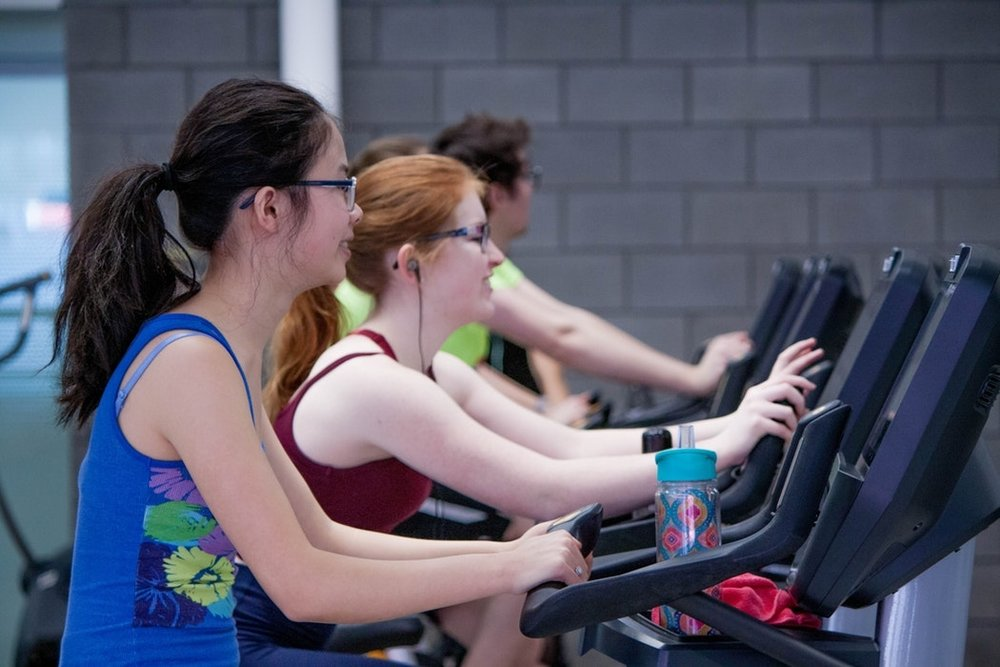 Exercise and Nutrition - Sunday, 1:45PM