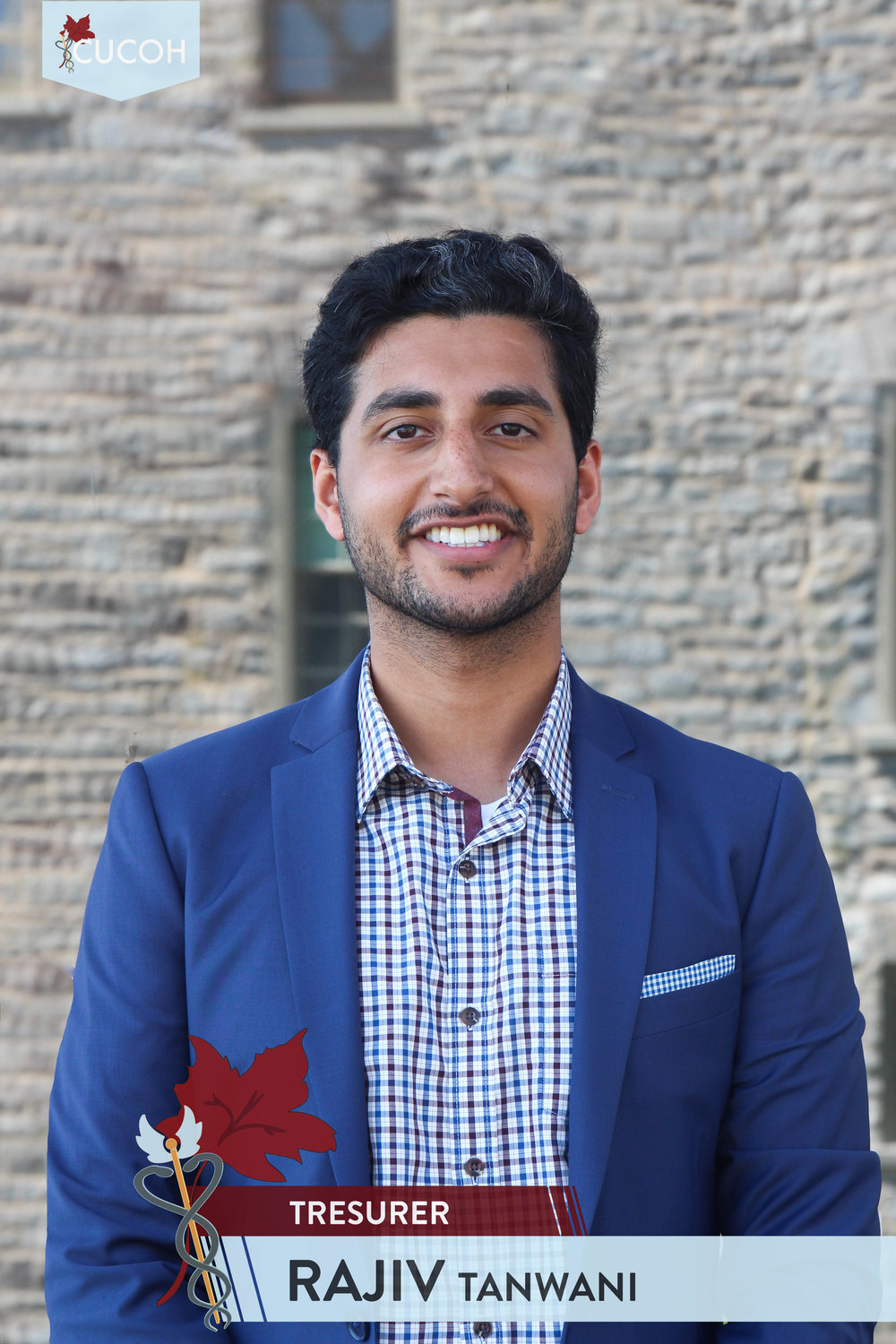 Rajiv Tanwani, Treasurer