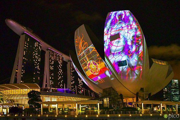 I Light Marina bay - Singapore