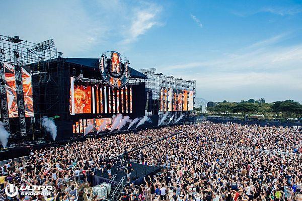 Ultra Music Festival - Singapore