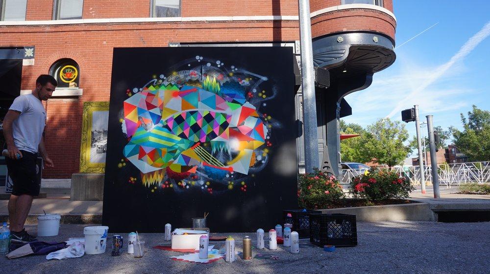 Daniel Burnett Art Panel