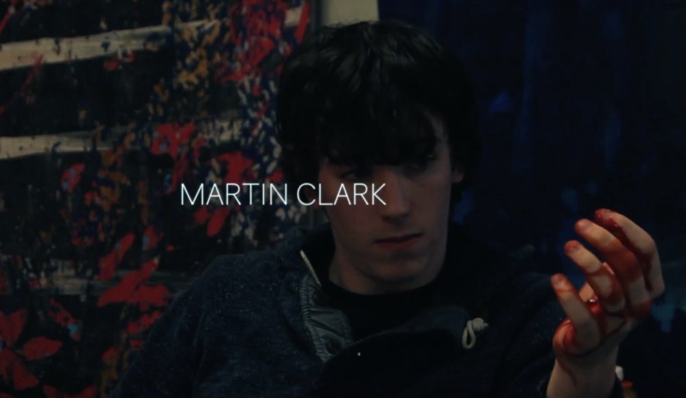 KING - MARTIN CLARK