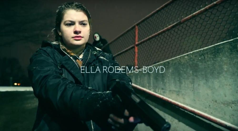 QUEEN - ELLA RODEMS-BOYD
