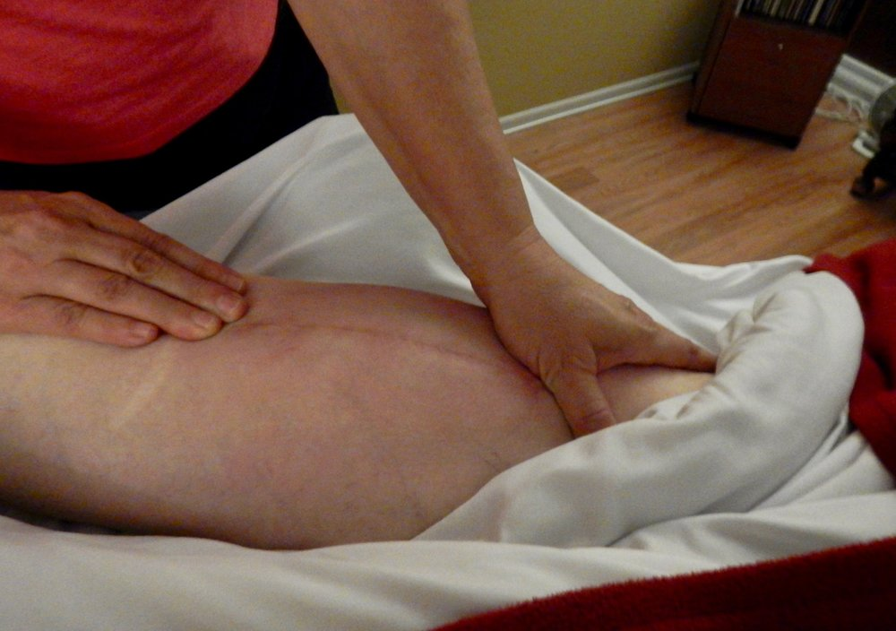 Connective Tissue Massage
