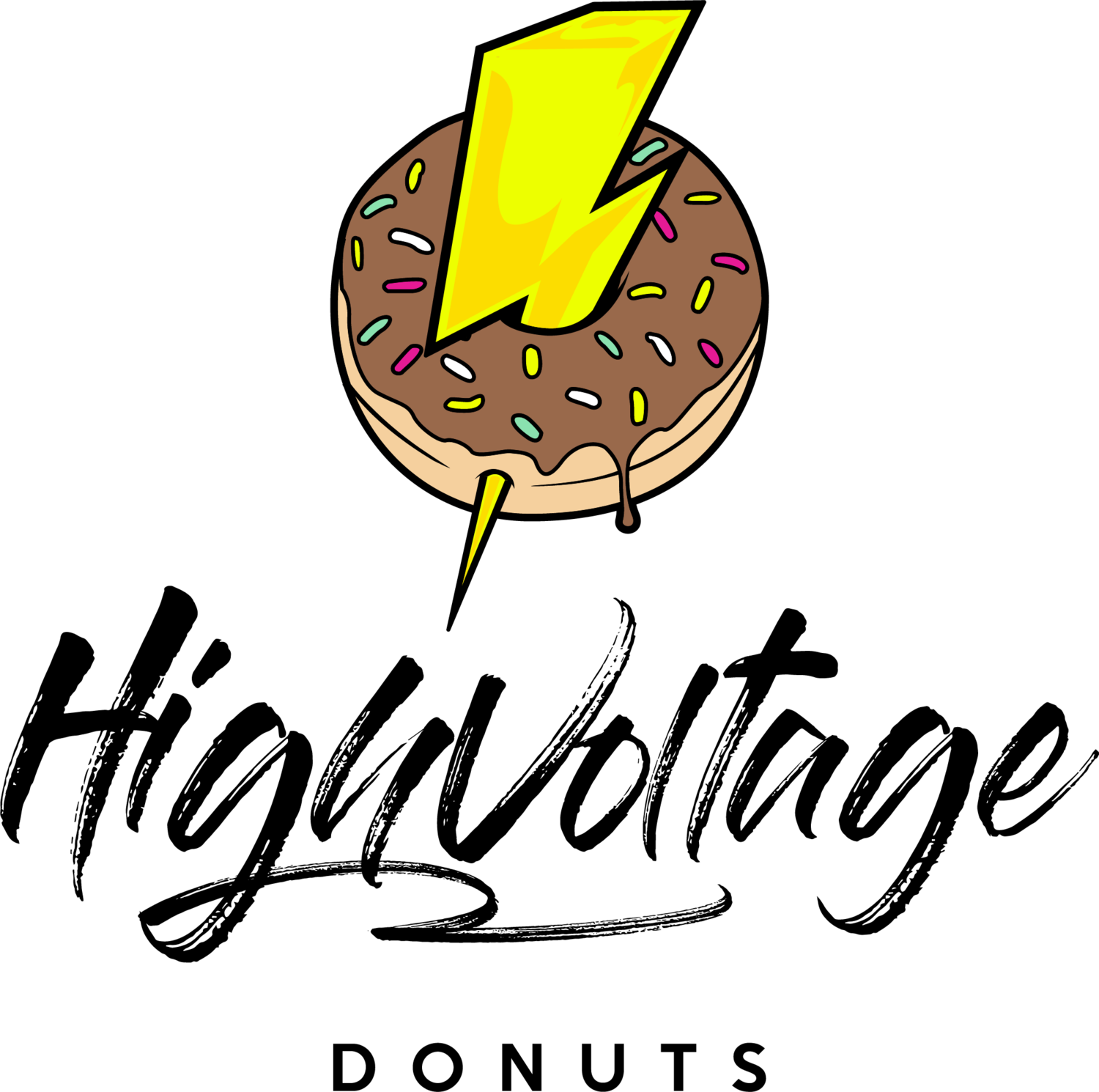 High Voltage Donuts