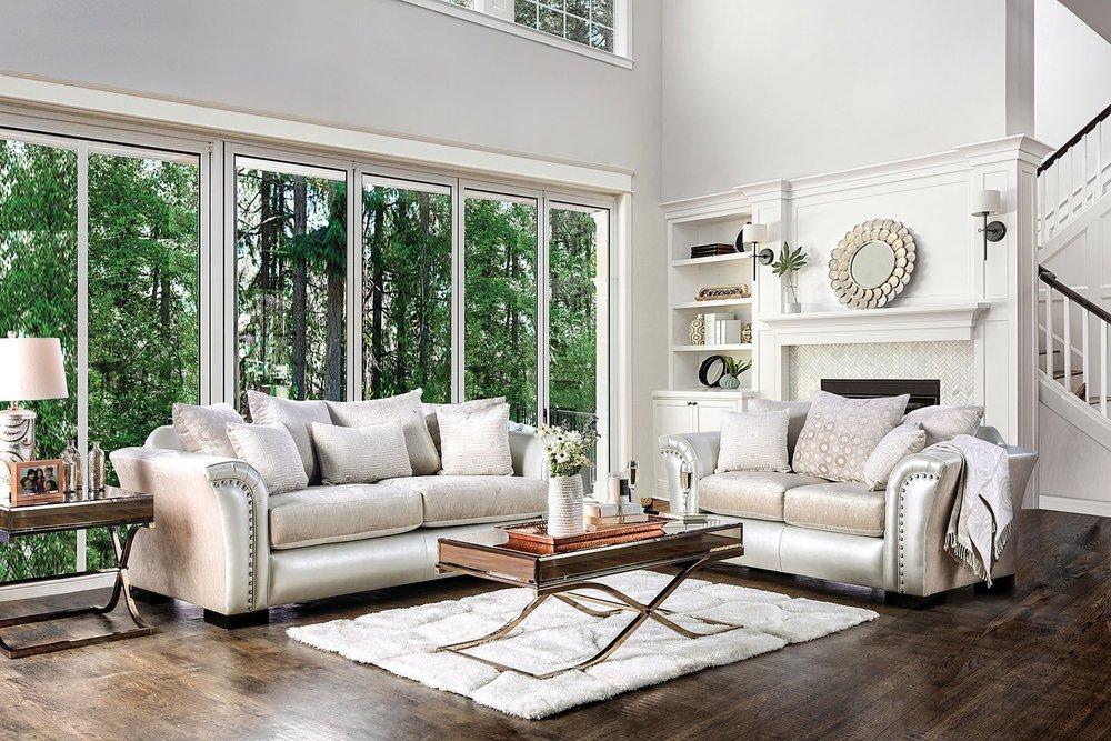 BENIGNO / 2 Piece Sofa Set