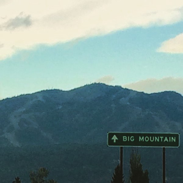 They are right. It is big. 👍  #snow #season #ski #snowboarding #outdoor #mountain #bigmountain