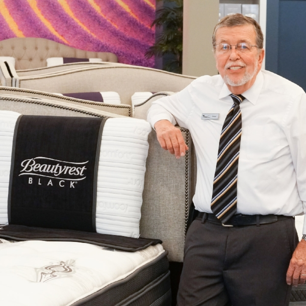 Ask questions about the beds you like. The sales staff are experts.
