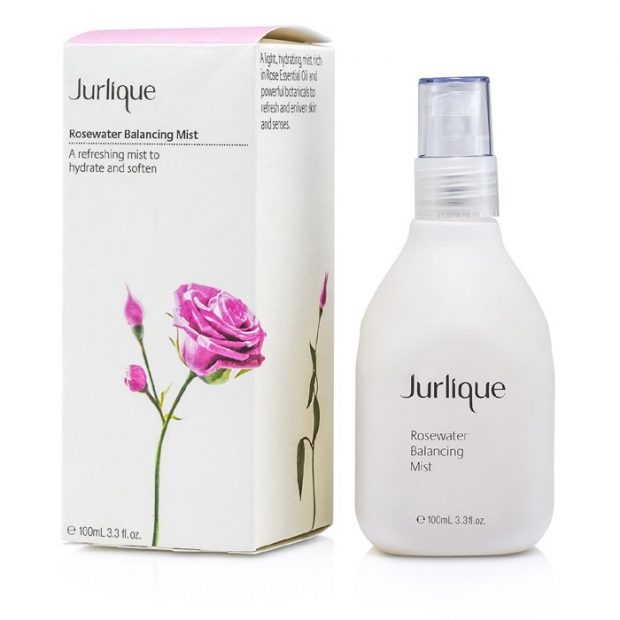 Jurlique Rosewater Balancing Mist is filled with the essence of rose (which makes it smell divine!) and marshmallow to restore, tone and hydrate. Leaves the skin balanced and refreshed and ideal for maintaining balance. $34.20 50ml