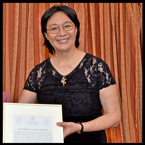 Tisa Chang - Artistic Producing DirectorPan Asian Rep