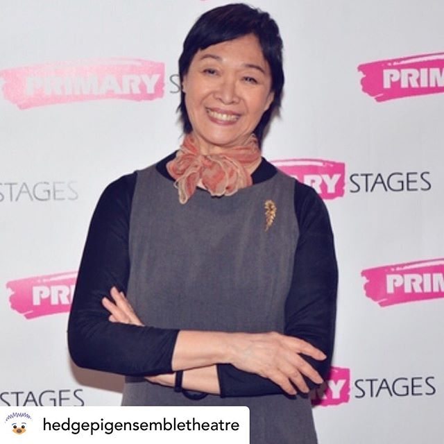 Reposted • @hedgepigensembletheatre Introducing Hedgepig's #WCW, where each week we highlight inspiring, powerful women in the artistic community. . . Tisa Chang is is a Chinese-American actor, theatre director, and founding artistic director of @panasianrep. In creating Pan Asian Rep, she wanted to promote opportunities for Asian American actors with stories seldom told and voices seldom heard. She has an extensive theatrical resume and was a trailblazer for Asian American actors and theatre artists in NYC. . . Support women in theatre!