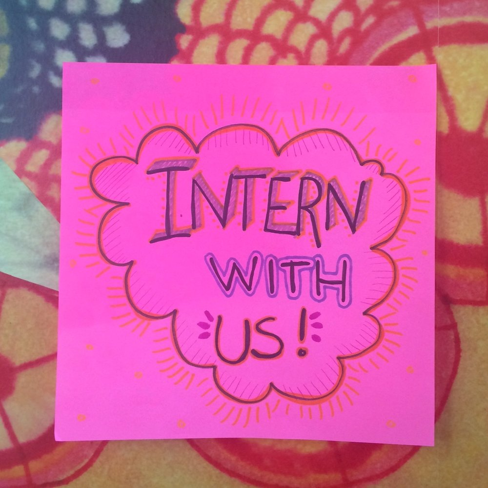 Like what you see?  Get in touch  to intern with us!