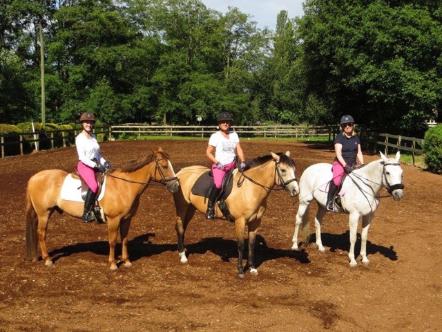 Saturday ladies with red breeches July 2016 003.jpeg