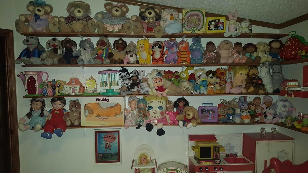 My Buddy, Punky Brewster, Cabbage Patch Kids - and SO MUCH MORE