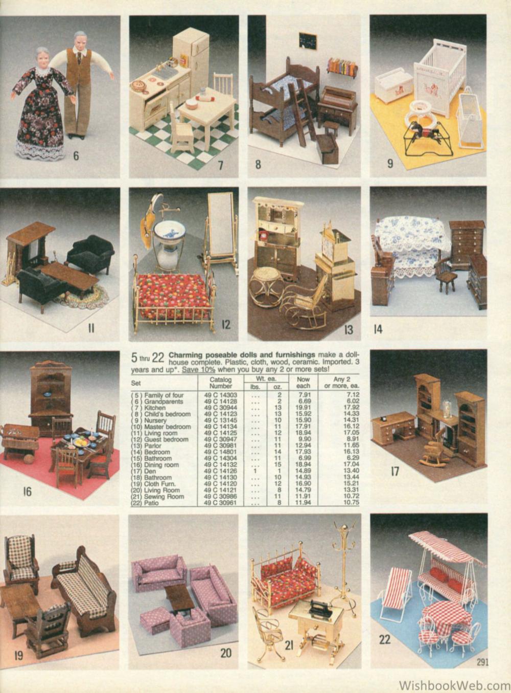 Nikki - Dollhouse Stuff - wishbookweb.com