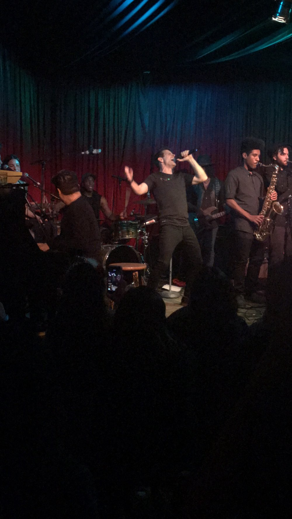 Joey McIntyre Hollywood Nights at the Hotel Cafe