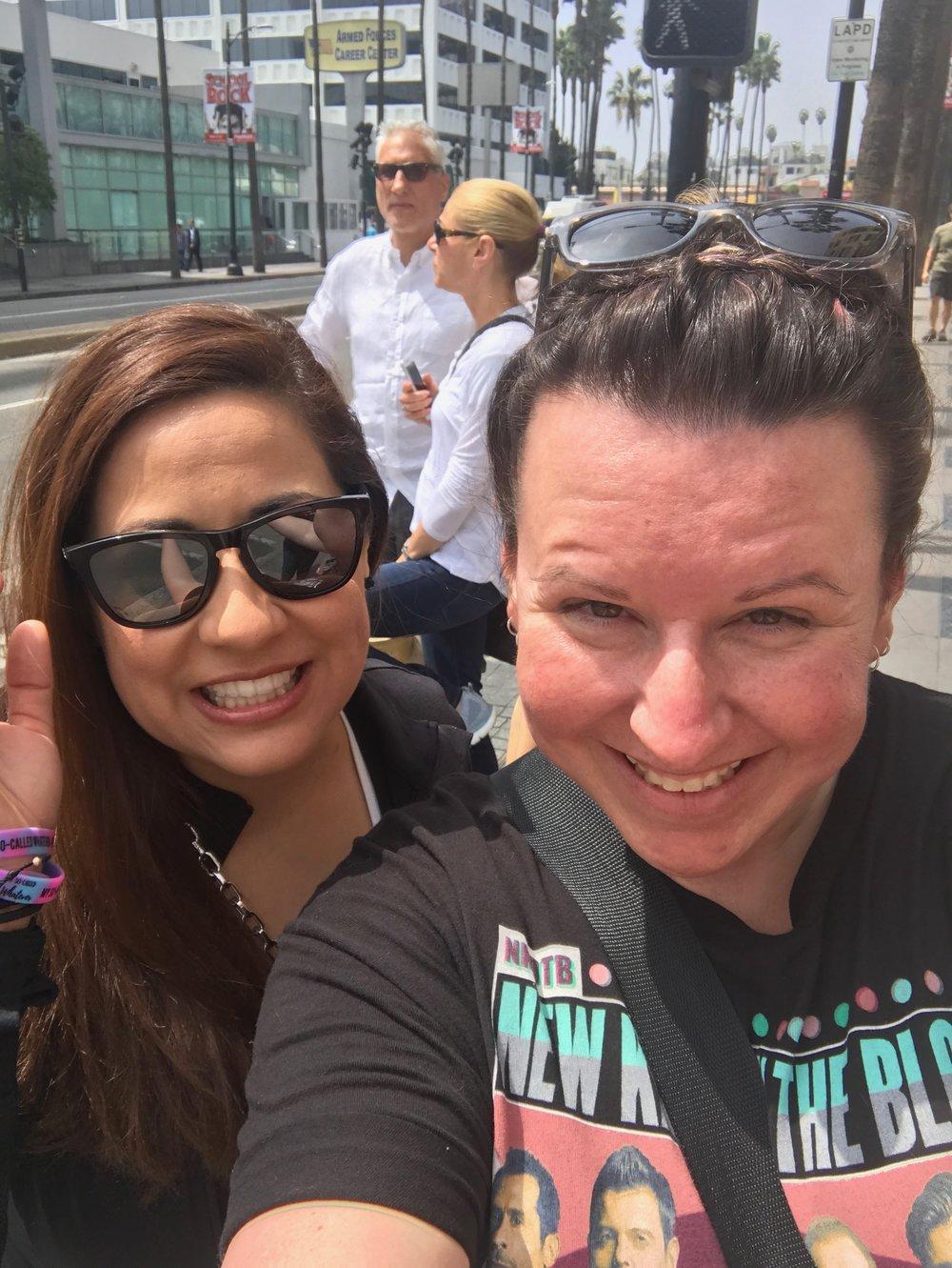 Jenny (Cover Girl OG) & Nikki