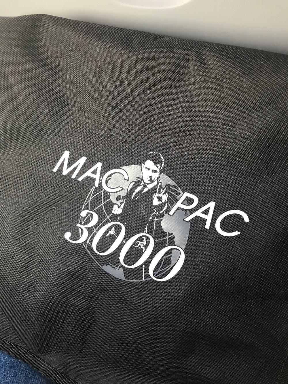 The MacPac 3000 had a great trip!