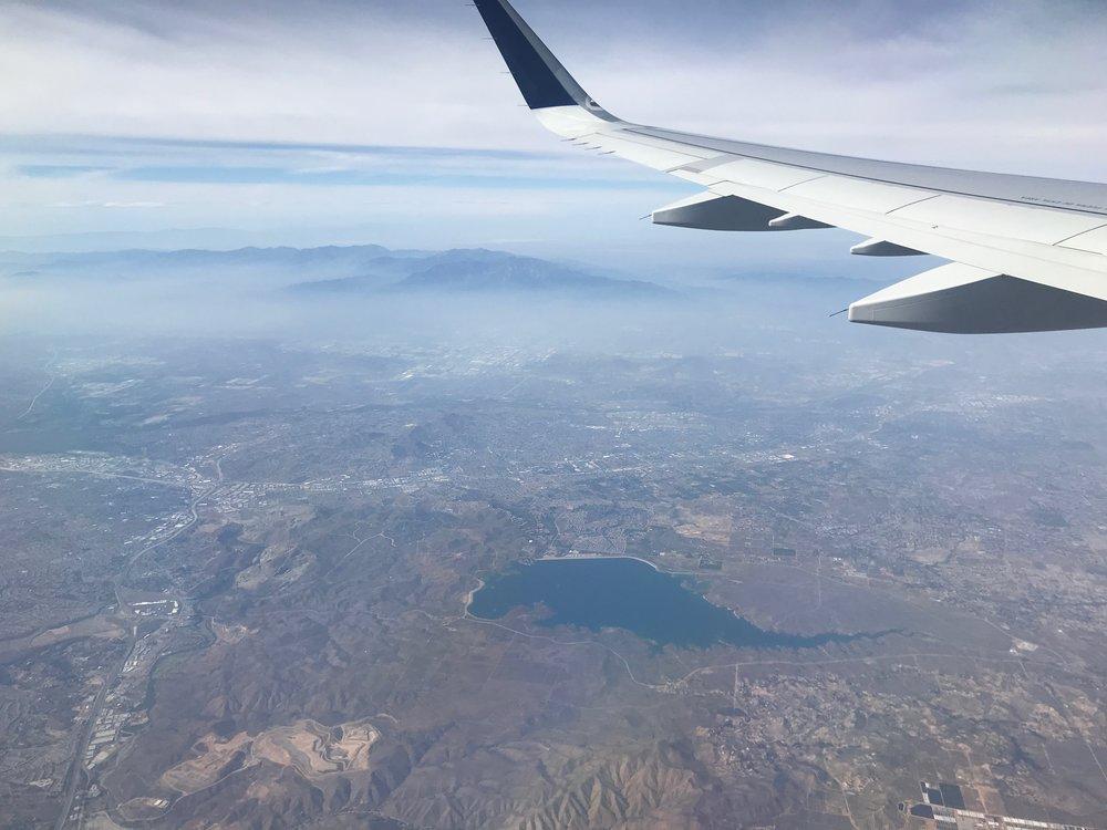 Goodbye, California!