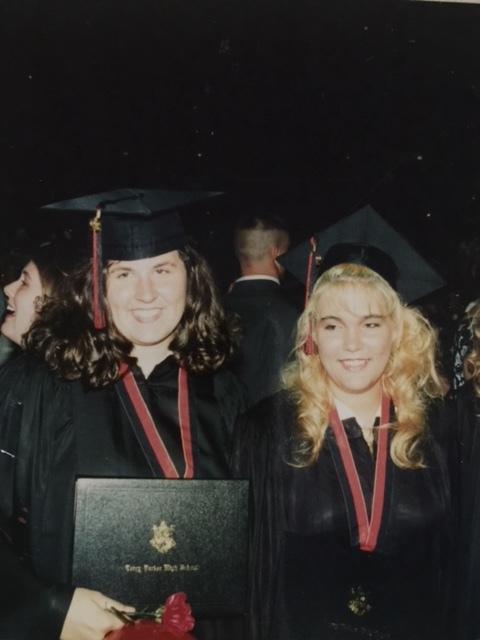 Graduation - Christian & Jenny