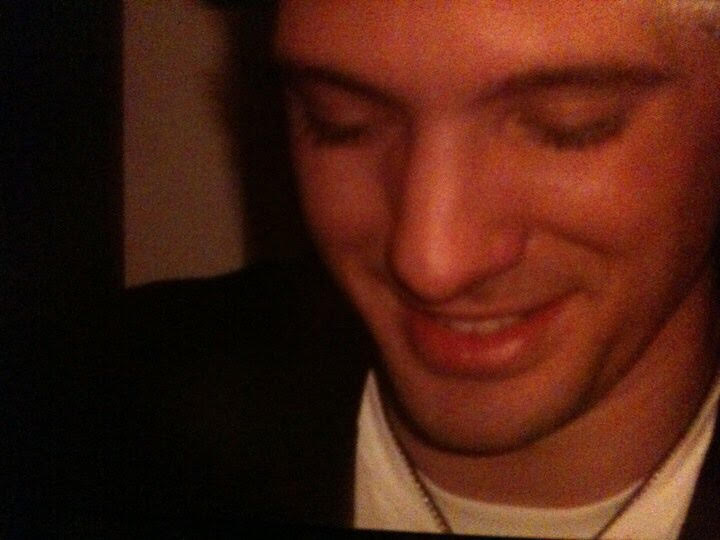 JC Chasez CD signing 2004