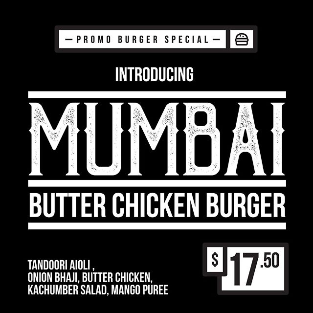 #mumbai❤ 🍔 NAMASTE! Our ✈️ trip around the burger world stops off in #mumbai We hope you enjoy.  Most creative post incorporating India wins a prize with post on Instagram with #hashtag #MumbaiCharlie
