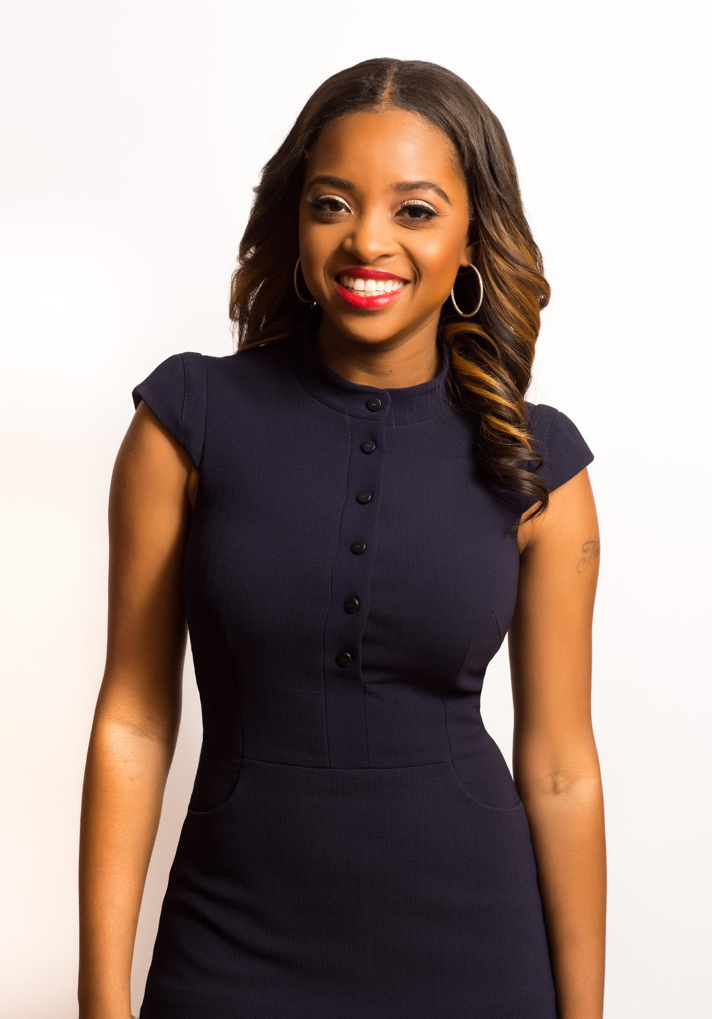 Women's March co-president Tamika Mallory