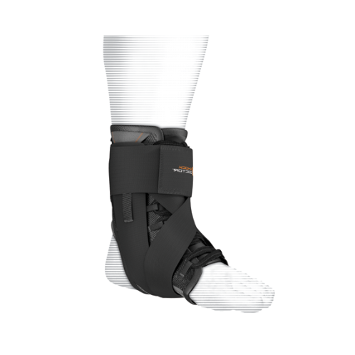 Features & Benefits   Anatomical low profile fit with lateral and medial stability   BEST FOR: Helps prevent and heal Grade 2 and 3 sprains and ankle instability  LEVEL 3 - MAXIMUM:  STABILITY—SUPPORT/COMPRESSION/ALIGNMENT/HEALING  Maximum support for minor/moderate sprains/strains/instabilities during active recovery  Soft tissue support, joint alignment, therapeutic warmth/blood flow  Proprioception: Bio-neurological awareness of stress—added support informs muscle to contract to protect itself  WARNING: This product is not a substitute for medical care. Always seek professional medical advice for the diagnosis and treatment of pain, injury or irritation.