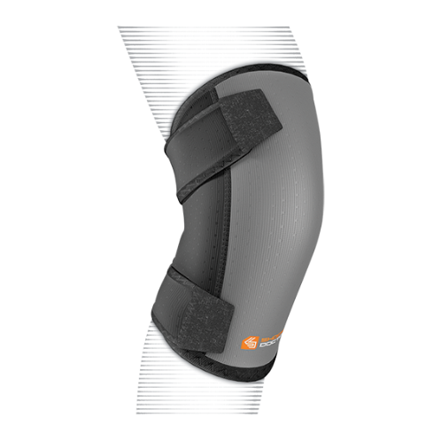 Features & Benefits   Multi-strap closure system with adjustable compression   BEST FOR: Helps prevent and relieve mild to moderate pain associated with arthritis, bursitis and tendonitis  LEVEL 2 - MODERATE:  SUPPORT—COMPRESSION/ALIGNMENT/HEALING  Moderate support for minor/moderate sprains/strains/instabilities during active recovery  Soft tissue support, joint alignment, therapeutic warmth/blood flow  Proprioception: Bio-neurological awareness of stress—added support informs muscle to contract to protect itself  WARNING: This product is not a substitute for medical care. Always seek professional medical advice for the diagnosis and treatment of pain, injury or irritation.