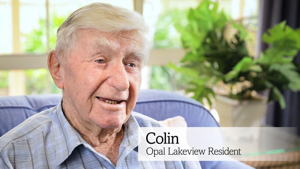 Opal Aged Care Respite Campaign