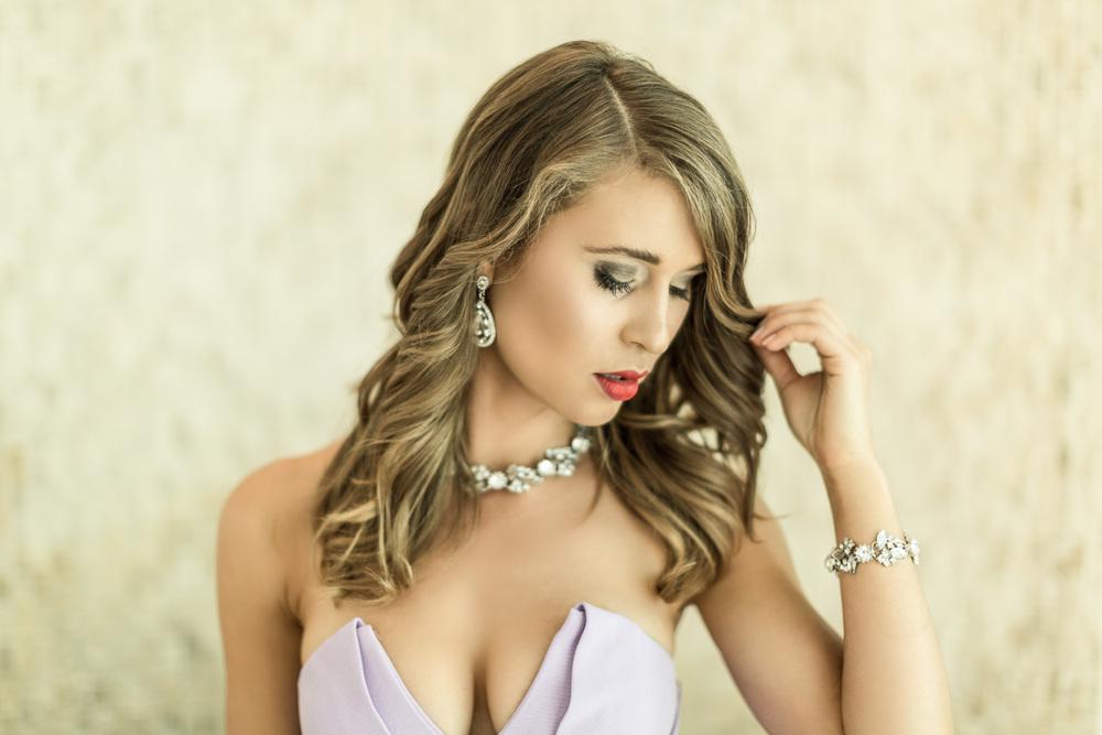 Miss Universe - Amy Hancock