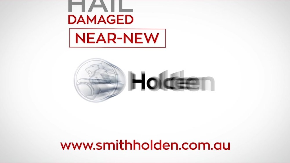 Smith Holden Hail Damaged - TVC