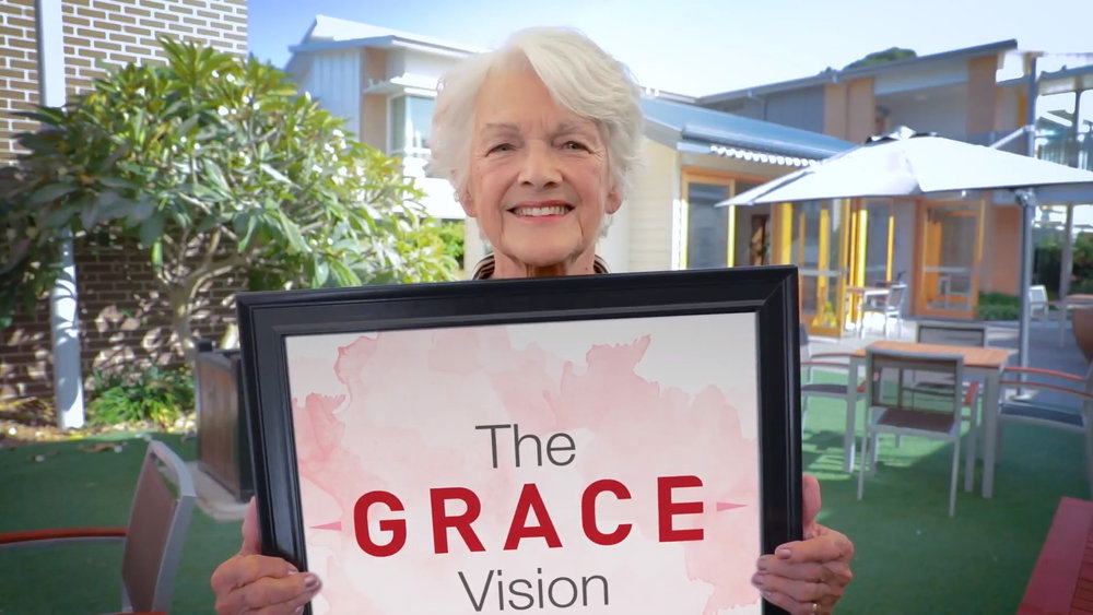 Salvation Army Grace Video