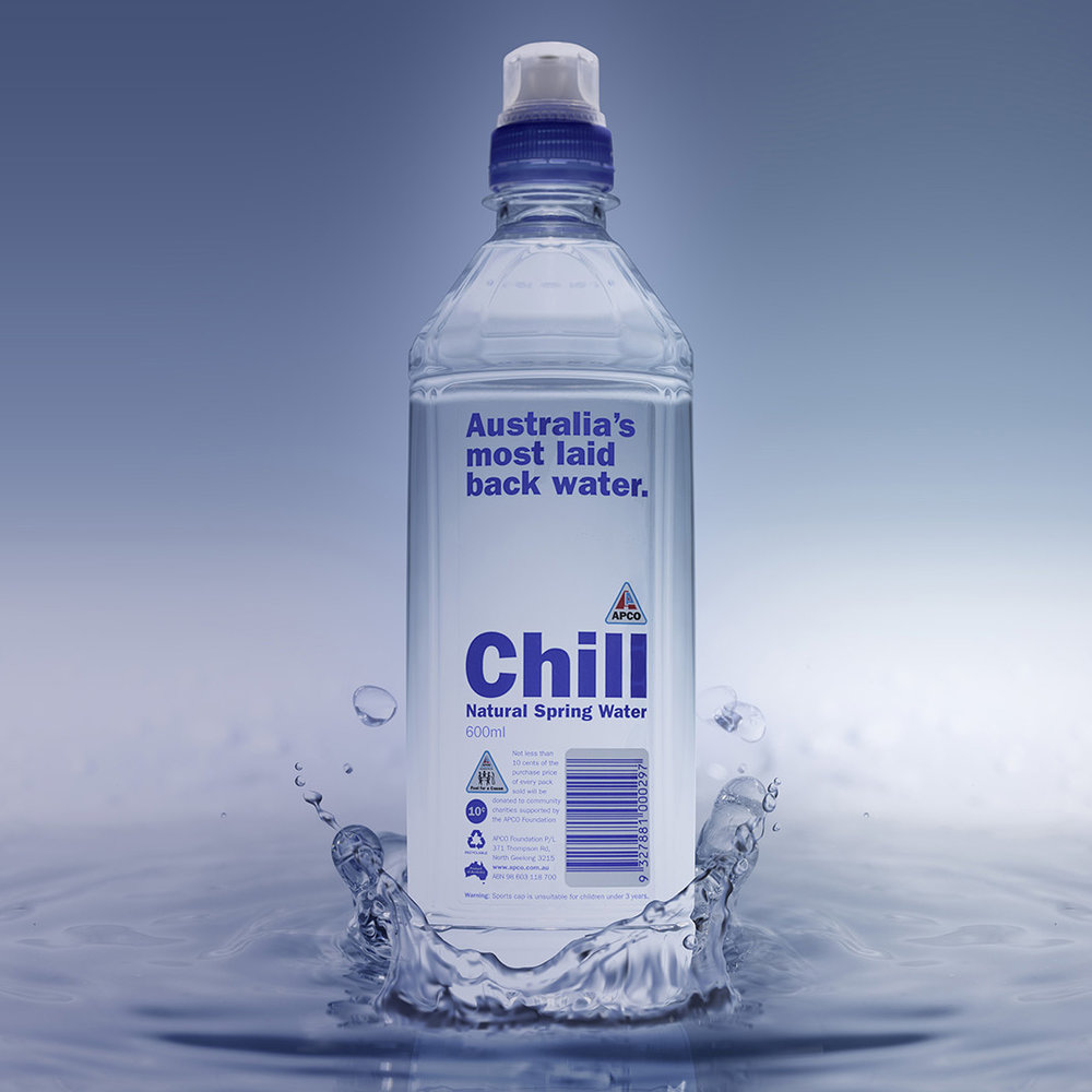 Chill Water - Hero Image