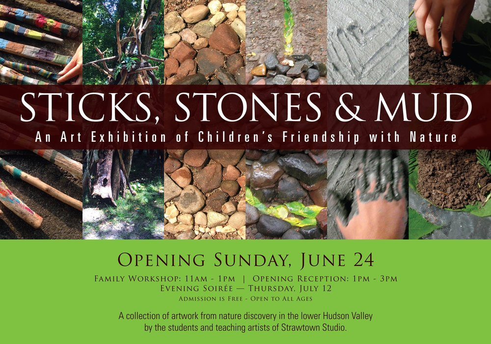 Sticks, Stones & Mud
