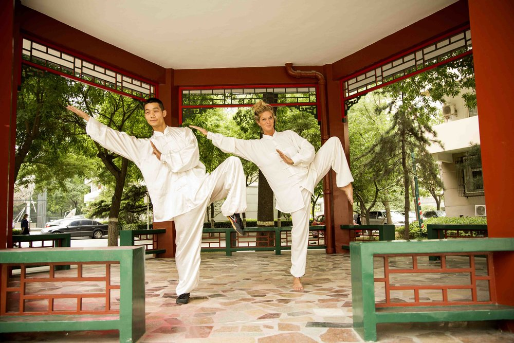 Master Baoxuan Zhang -