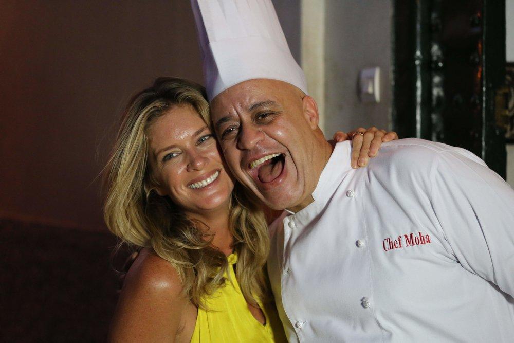 Chef Moha -