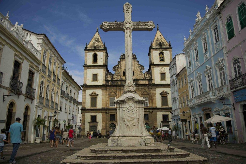Senhor do Bonfim Church  -