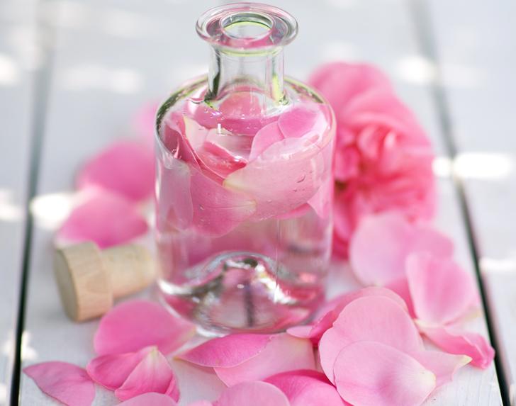 Rose Water -