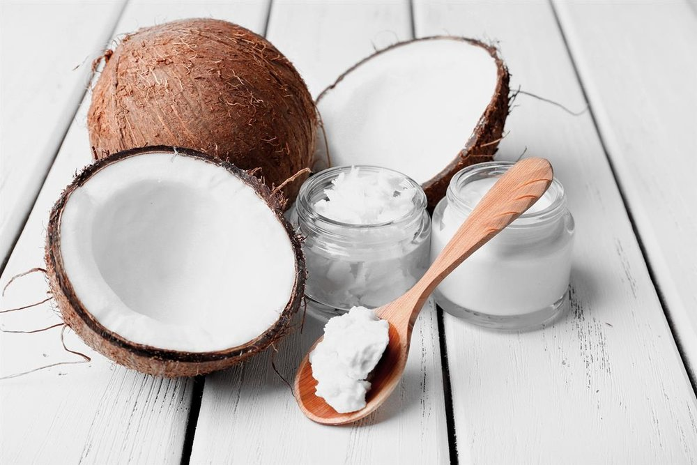 Coconut Oil Pulling -