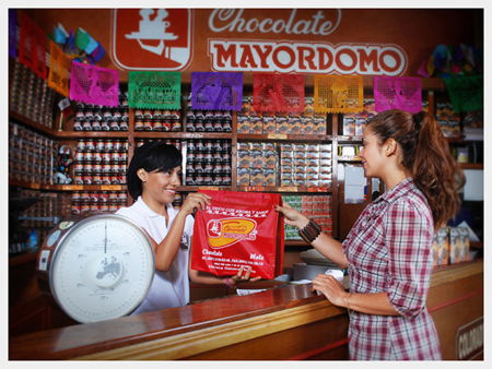 Mayordomo Chocolats -