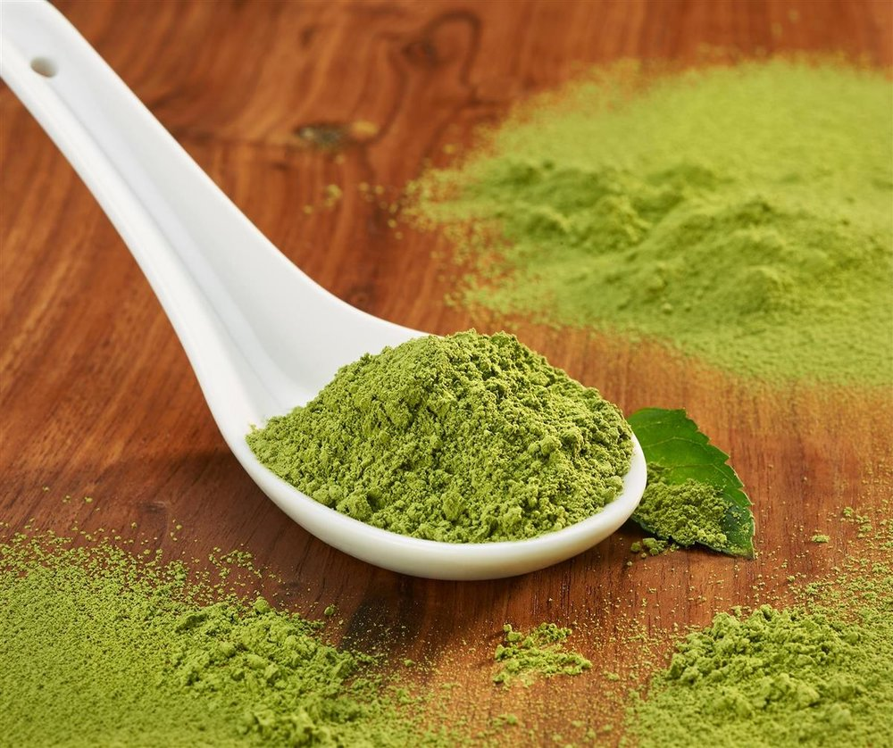Matcha Green Tea -