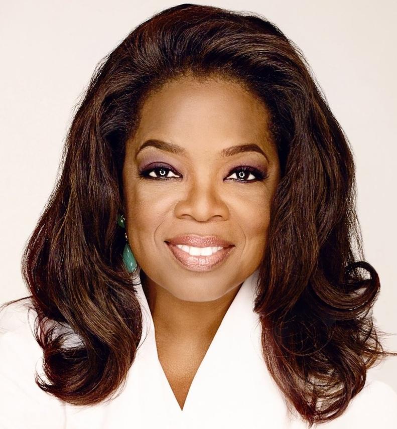 Holland America Line Bestows Shared Humanity Award to Oprah Winfrey.